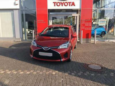 brugt Toyota Yaris 1.0 VVT-i Comfort- Touch