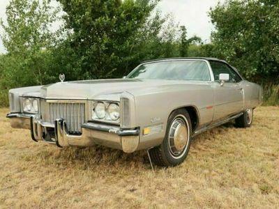 gebraucht Cadillac Eldorado V8 Cabrio