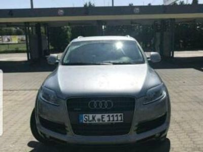 gebraucht Audi Q7 ......