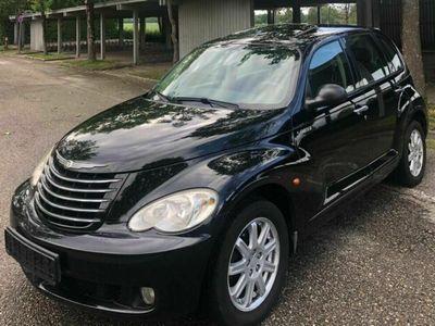 gebraucht Chrysler PT Cruiser facelift~ Tüv~ Klima~ 8xbereift