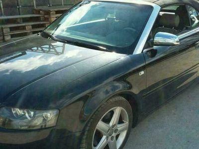 gebraucht Audi A4 Cabriolet Automatik Vollausstattung