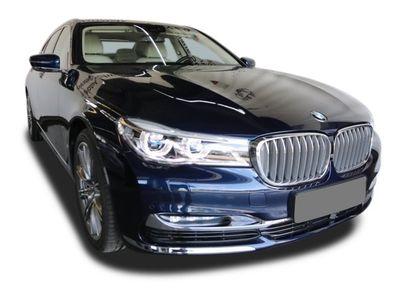 gebraucht BMW 750 4.4 Benzin