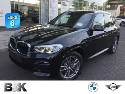gebraucht BMW X3 xDrive20d, M Sport,