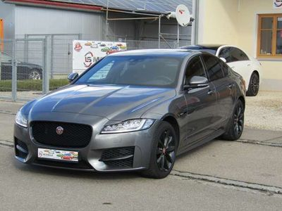 gebraucht Jaguar XF R-Sport Ingenium Edition* Black Pack* LED*TFT