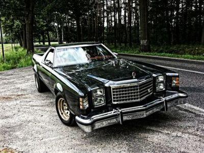 gebraucht Ford Ranchero 1977 > Restauriert <