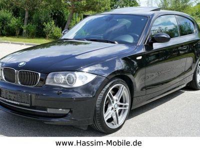 gebraucht BMW 130 i Xenon Navi Leder GSD 2.Hand