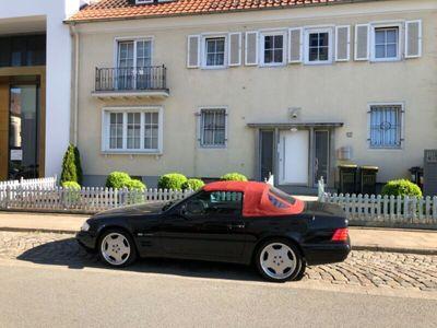 gebraucht Mercedes SL320 Special Edition