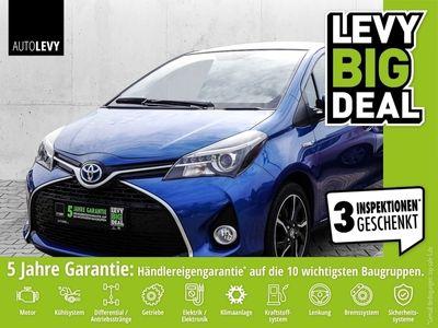 gebraucht Toyota Yaris Hybrid 1.5 VVT-i Dynamic