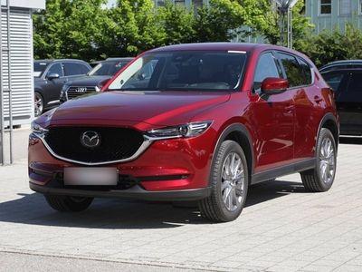 gebraucht Mazda CX-5 CX-52.5 SKYACTIV-G 194 AWD NAVI BOSE Sports-Line