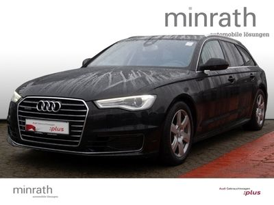 gebraucht Audi A6 Avant 3.0 TDI quattro Navi AD Rückfahrkam. AHK PDC