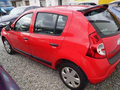gebraucht Dacia Sandero 1.4 MPI ***Servo**ZV**