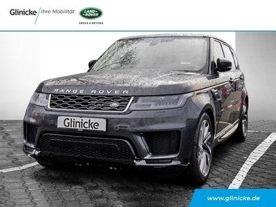 gebraucht Land Rover Range Rover Sport HSE Hybrid P400e EU6d-T Leder LED Navi StandHZG Keyless AD Kurvenlicht