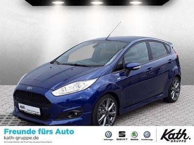 gebraucht Ford Fiesta 1,0 ST-Line, Recaro, My Key, Alu, Klima