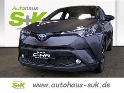 gebraucht Toyota C-HR 1,8-l Team Deutschland