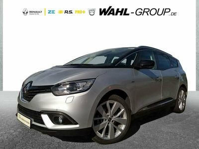 gebraucht Renault Grand Scénic Limited de Luxe TCE 115 ABS ESP SER