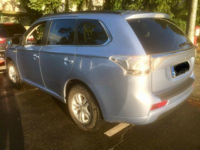 gebraucht Mitsubishi Outlander Plug-in Hybrid
