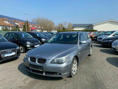 gebraucht BMW 530 TouringDIESEL*XENON * NAVI * PDC * SCHALTER als Kombi in Lengede/Broistedt