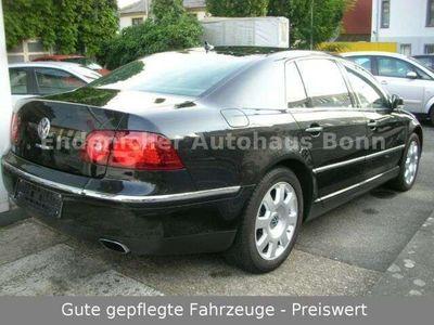 gebraucht VW Phaeton 4.2 *71.530km*Bi-Xenon*Navi*Leder