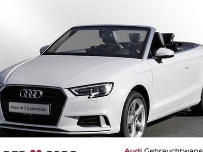 gebraucht Audi A3 Cabriolet 35 TFSI sport Kopfhzg*Alcantara*Assistenzp Xenon LM