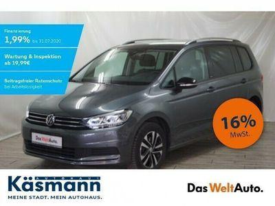 gebraucht VW Touran 2.0 TDI IQ.DRIVE LED+NAVI+ACC+PDC+SITZH