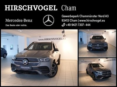 gebraucht Mercedes GLE350 d 4M AMG-Line+Night+Pano+AHK+DISTRONIC
