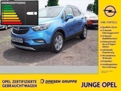 gebraucht Opel Mokka X Active Start Stop 4x4 1.4 Turbo/ OnStar/ Klima/