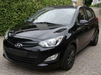 used Hyundai i20 1.2/Klima/Multifunktion/Alu/USB/AUX/iPod