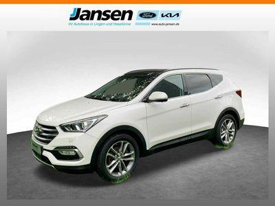 gebraucht Hyundai Santa Fe 2.2 CRDi PREMIUM+GLASDACH+NAVI+AT+AHK