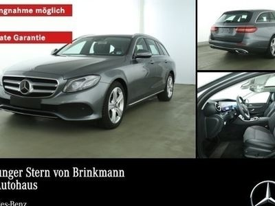 gebraucht Mercedes E350 T-Modell AVANTGARDE/COMAND/PANORAMADACH