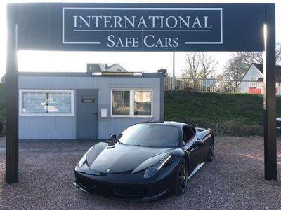 gebraucht Ferrari 458 Italia / Unfallfrei / Kamera / PDC / Vollleder rot