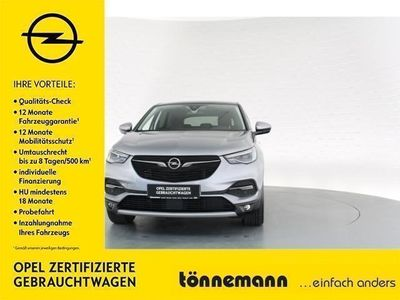 gebraucht Opel Grandland X 1.6 Innovation CDTi AT, Navi, Parkpilot, IntelliLink, Sitzheizung