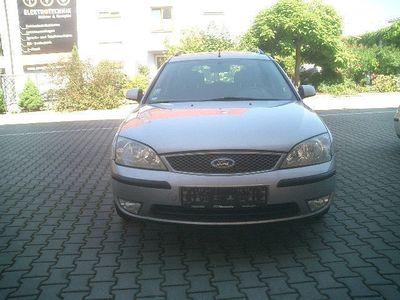 gebraucht Ford Mondeo 2.0 Turnier TDCi Trend*6.GANG*EURO4.KAT*