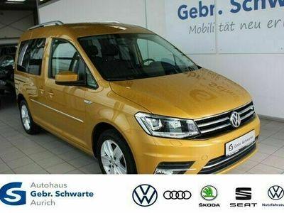 gebraucht VW Caddy 2.0 TDI Highline AHK+NAVI+XENON+SHZG+PDC