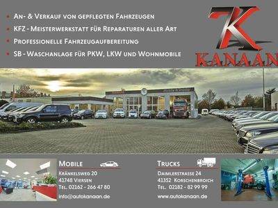 gebraucht Mercedes GLK220 CDI 4-Matic BE*SPORT-PAKET|NAVI|AHK|ILS*