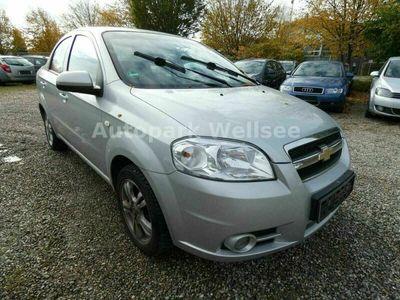 gebraucht Chevrolet Aveo Lim. LT TÜV 04.2022
