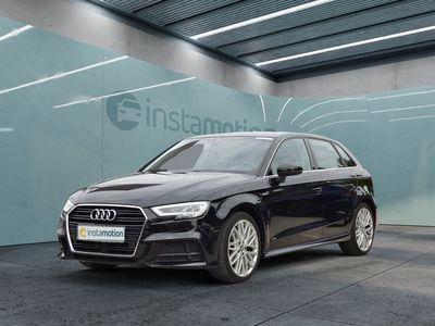 gebraucht Audi A3 Sportback A3 1.5 TFSI 2x S line NAVI ACC Sport