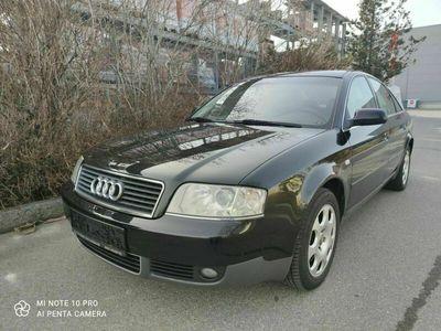 gebraucht Audi A6 Lim. 2.5 TDI V6*KLIMA*2.HAND* als Limousine in Bodnegg