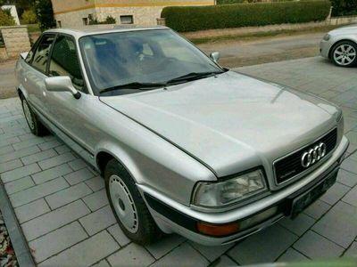 gebraucht Audi 80 2.6 quattro Limousine als Limousine in Breitungen