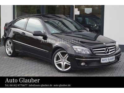 gebraucht Mercedes CLC200 K. Sportpaket/Panorama/Leder/Xenon/18´´