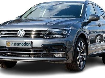 gebraucht VW Tiguan Tiguan2.0 TDI DSG 4M 239PS R-Line LM20 ActiveInfo AHK Standhzg