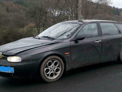 gebraucht Alfa Romeo 156 Sportwagon