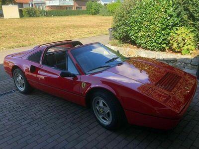 gebraucht Ferrari 328 GTS 2.Hand 24550 Km H-Kennzeichen
