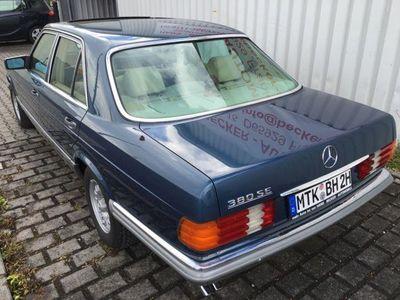 gebraucht Mercedes 380 2-Hand deutsch unfall-und rostfrei 92tkm
