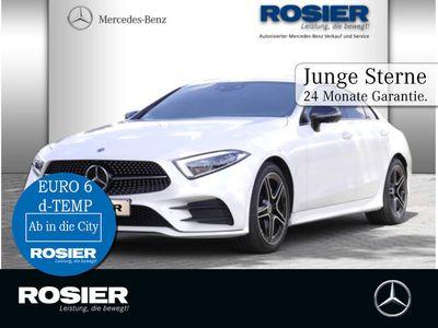 gebraucht Mercedes CLS450 4M AMG Line Night Widescr Multib SHD