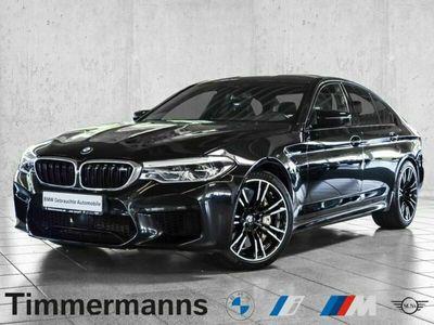 gebraucht BMW M5 xDrive M DriversPackage Keramikbremse B&W