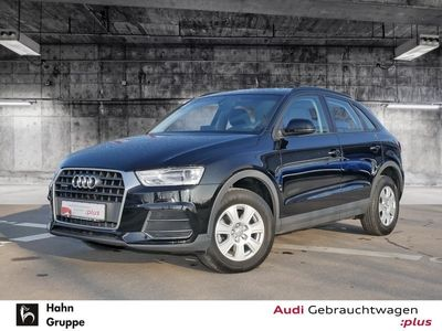 gebraucht Audi Q3 2.0TDI qu.S-trc EU6 Xen Navi Tempo Sitzh