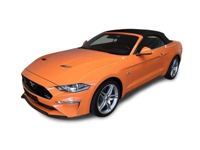 gebraucht Ford Mustang GT CONVERTIBLE 5.0 V8 PREMIUM-PAKET IV