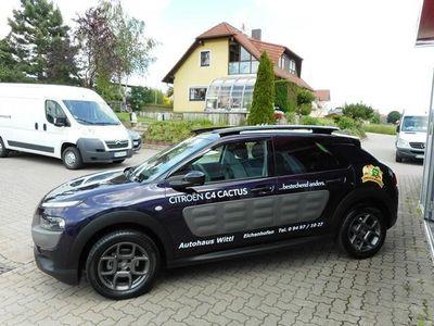 gebraucht Citroën C4 Cactus Pure Tech 110 S&S Feel *Rückfahrkamera*