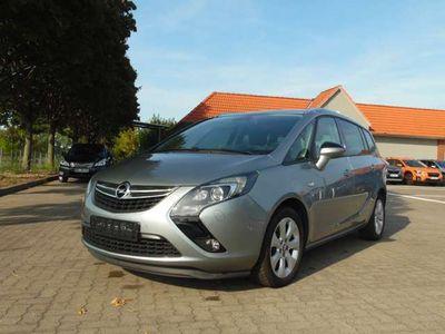 gebraucht Opel Zafira Tourer Style C