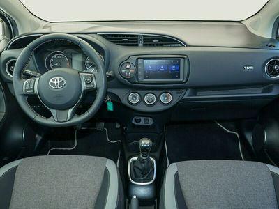 gebraucht Toyota Yaris YarisY20 Team D 15-l 6-Gang Klima*SHZ*Kamera